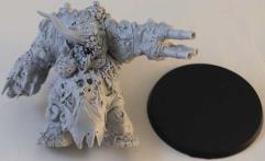 Chaos Daemon Prince #1 (Forge World)