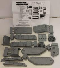 Praetor Armored Assault Launcher