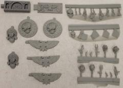 Adeptus Mechanicus Extras & Icons Collection
