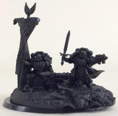 Casan Sabius and Sirae Karagon - Regents of the Ordon Rift #1