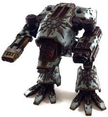 Chaos Warhound Titan #1