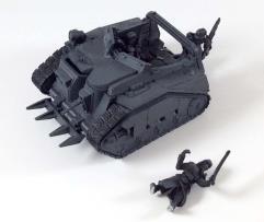 Centaur Artillery Tractor #1