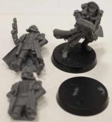 Death Korps of Krieg Commissar Collection #1