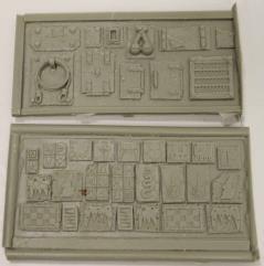 Glyphs & Plates #1