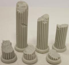 Ruined Pillars