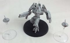 Battlesuit Commander Shas'o R'alai w/Drones #1