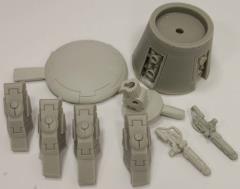 Tau Drone Sentry Turret w/Plasma Rifles #1