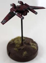 Remora Drone Stealth Fighter #1