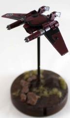 Remora Drone Stealth Fighter #2