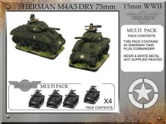 Sherman M4A3 Dry 75mm (4)