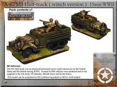 M3 Half-Track w/Winch