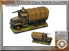 GMC CCKW 353 2.5 Ton Truck