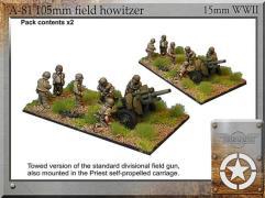 105mm Field Howitzer