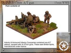 57mm A/T Gun w/Crew