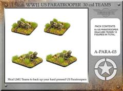 Paratrooper 30 Cal. LMG Teams