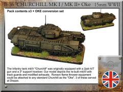 Churchill MKI/MKII