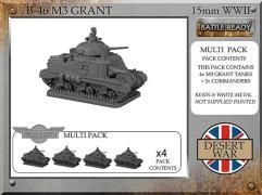 M3 Grant - Desert