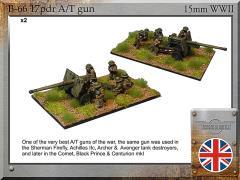 17pdr A/T Guns