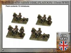 British Army HMG Platoon