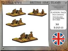Vickers HMG Teams