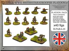 Paratropper Platoon