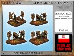 81mm Mortar Teams (4)