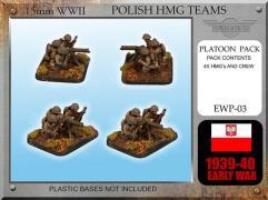 Ckm wz. 30 HMG Teams (4)