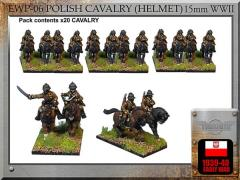 Mounted Cavalry w/Helmets