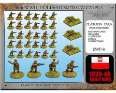 Polish Cavalry Dismounted - Czapka