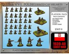 Polish Cavalry Dismounted w/Helmets