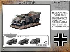 Steyr 1.5 Ton Field Car
