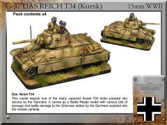 Das Reich T34 (Kursk)