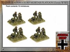 GrW34 8cm Mortar Teams