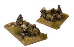 Afrika Korps - 7.5cm Infantry Gun & Crew
