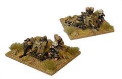 Afrika Korps - 3.7cm Anti-Tank Gun & Crew