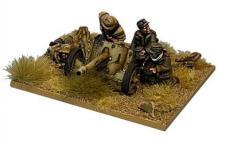 Afrika Korps - 5cm Anti-Tank Gun & Crew