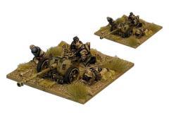 Afrika Korps - 7.5cm Anti-Tank Gun & Crew