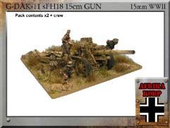 sFH18 15cm Gun w/Crew
