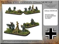 120mm Mortar Teams