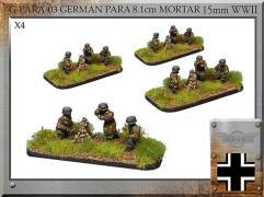Paratrooper 8.1cm Mortar Teams