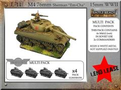 "M4 76mm Sherman ""Emcha"""