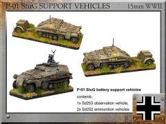 StuG Battery Support Vehicles