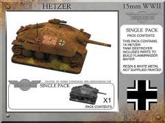 German Hetzer/Flammpanzer Baiter (1)