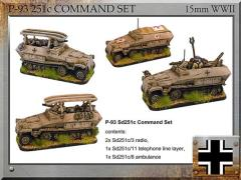 Sd251c Command Set