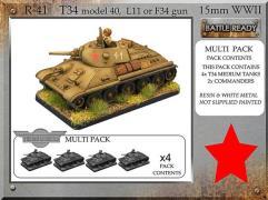 T-34 m40 L11/F34
