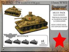 T-34 m41 F34 Gun