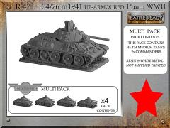 T-34/76 m1941 Up-Armored