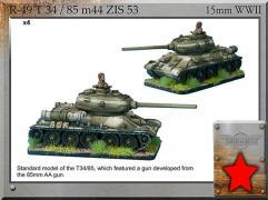 T-34/85 m44 ZiS53