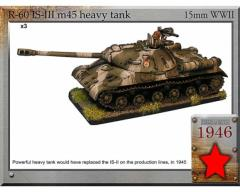 IS-III m45 Heavy Tank