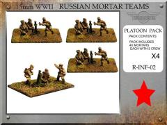 81mm Mortar Teams